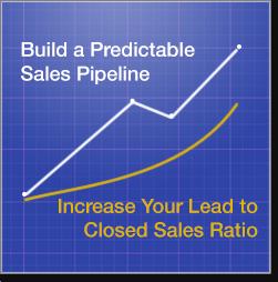 Build a predictable sales pipeline