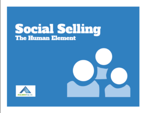 Social Selling ebook cover