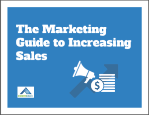 Marketing guide to sales ebook