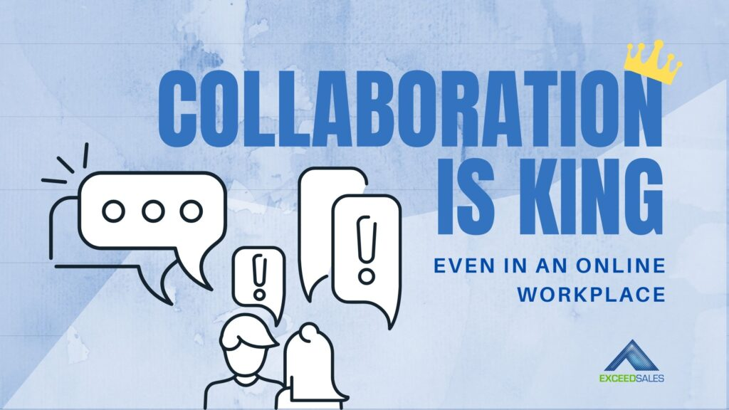 Collaboration is king of sales intelligence